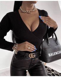 Bluza - cod 6392 - negru