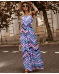 Rochie - cod 9852 - multicolor