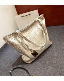 Geantă - cod B1 - argintiu