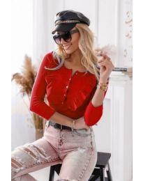 Bluza - cod 9792 - 1 - rosu