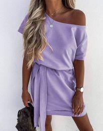 Rochie - cod 6737 - violet deschis