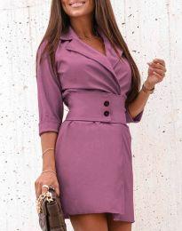 Rochie - cod 1357 - violet
