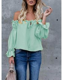 Bluza - cod 5574 - mentă