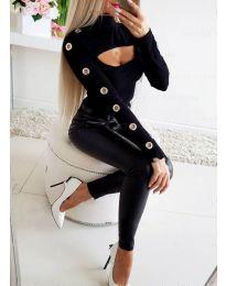 Bluza - cod 3508 - negru