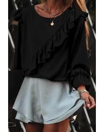 Bluza - cod 6009 - negru