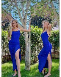 Rochie - cod 7858 - cer albastru