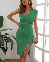 Rochie - cod 6153 - verde