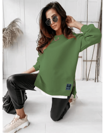 Tunica - cod 0411 - verde unt