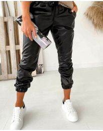 Pantaloni - cod 1291 - negru