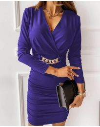 Rochie - cod 8999 - violet