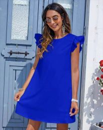 Rochie - cod 6261 - albastru închis