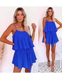 Rochie - cod 721 - albastru