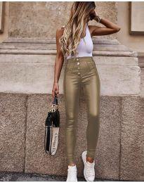 Pantaloni - cod 4181 - bej