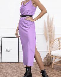 Rochie - cod 6231 - violet deschis