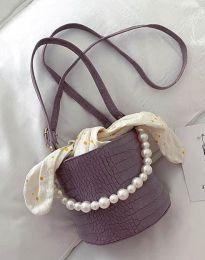 Geantă - cod B428 - violet