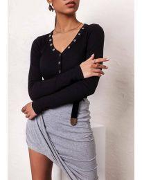 Bluza - cod 11564 - negru