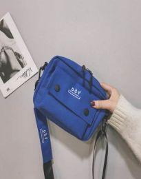 Geantă - cod B524 - albastru