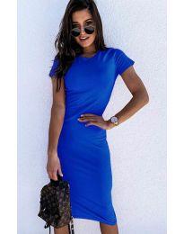 Rochie - cod 682 - cer albastru