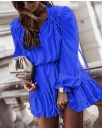 Rochie - cod 3231 - cer albastru