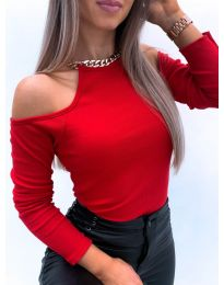 Bluza - cod 4191 - rosu