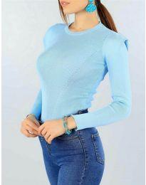 Bluza - cod 374 - albastru deschis