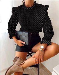 Bluza - cod 5455 - negru