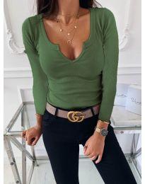 Bluza - cod 875 - verde