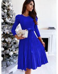 Rochie - cod 3939 - cer albastru