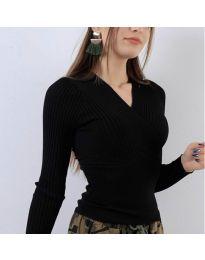 Bluza - cod 6455 - negru