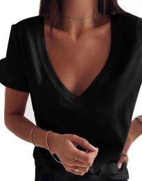 Tricou - cod 2462 - negru