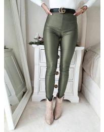 Pantaloni - cod 2789 - 2 - verde unt