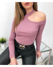 Bluza - cod 8570 - violet