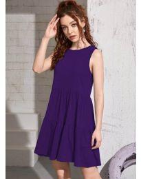 Rochie - cod 4471 - violet închis