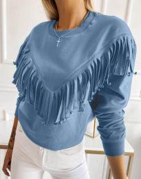 Bluza - cod 12035 - cer albastru
