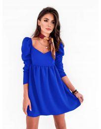 Rochie - cod 390 - cer albastru