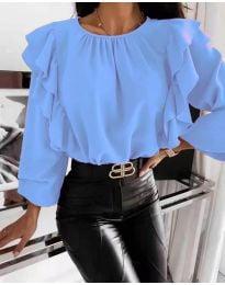 Bluza - cod 4445 - cer albastru