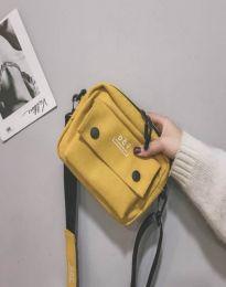 Geantă - cod B524 - galben