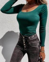 Bluza - cod 4833 - verde