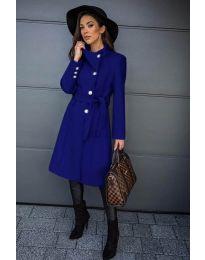 Palton - cod 396 - cer albastru