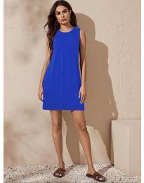 Rochie - cod 3075 - cer albastru