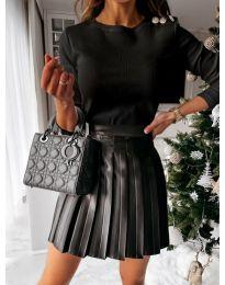 Bluza - cod 4244 - negru