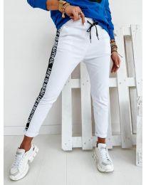 Pantaloni - cod 3062 - alb