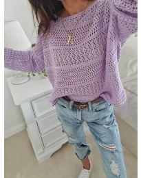 Bluza - cod 2538 - violet