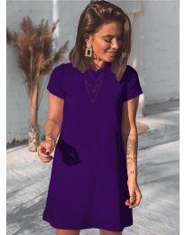 Rochie - cod 2299 - violet