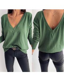 Bluza - cod 3330 verde măslin