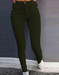 Pantaloni - cod 0257 - 5 - verde unt
