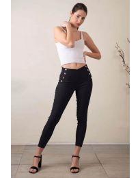 Pantaloni - cod 733 - 4 - negru