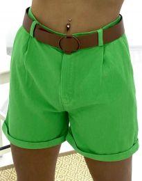 Pantaloni scurți - cod 2236 - 5 - verde