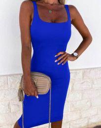 Rochie - cod 8899 - albastru