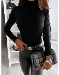 Bluza - cod 9759 - negru